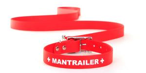Biothane Mantrailer Halsband