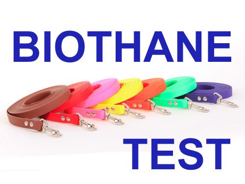Biothane Schleppleine