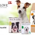 Dog´s Love Hundefutter –  Feine Kost für feine Hunde